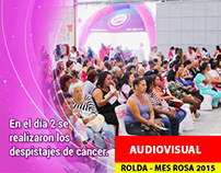 Cosméticos Rolda - Documental Mes Rosa 2015