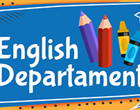 Letrero de Señalización en el idioma Ingles