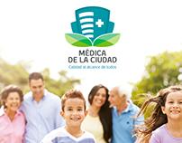 Médica de la Ciudad Institucional