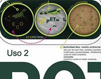 Branding Ecopetrol (Barriles limpios)