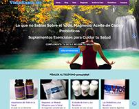 VidaSana - Suplementos para el cuidado de la salud