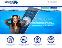 Site Institucional - Celsite