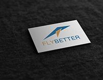 FLYBETTER Logotipo