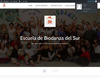 Rediseño web site EBiSur