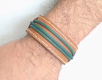 Leather Bracelet_ Artisan Projects