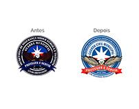 Re-designer - Logo Guarda Civil Municipal