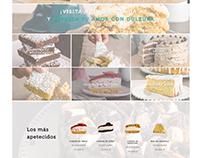 Web Store Luisa Postres