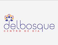 """Logo - """"Del Bosque"""""""