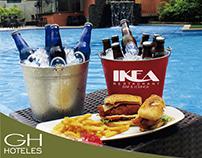 Promocion Ikea Restaurant en GH Hoteles