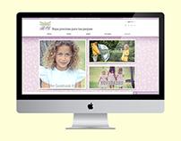 AliOli Kids Web Design