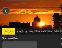 Proyecto web constructora