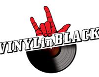 Logo Vinyl in Black