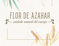 Flor de Azahar - Cosmética Natural