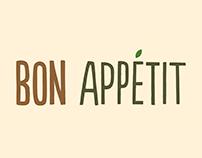 Bon Appétit