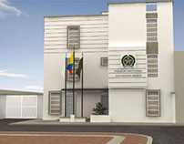 INTERVENTORIA TECNICA construcción estación de Policía