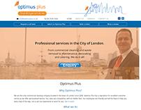 Diseño y Contenido Website