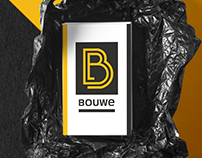 Bouwe: Engenharia Civil - Marca e Identidade visual