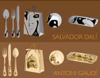 Utensilios de cocina de ARTISTAS