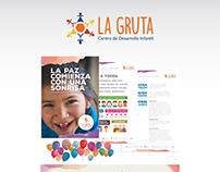 La Gruta - Restyling brand - Advertising - Social Net