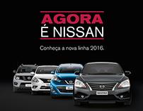 VT Agora é Nissan: Nissan Sentra