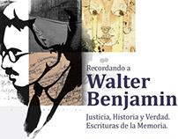 Ponencia en Congreso sobre Walter Benjamin