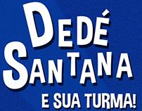 Banner Dedé Santana