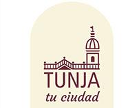 Diseño Identidad Territorio: Tunja