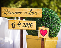 Casamento Lia & Bruno