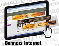 Banner para internet.