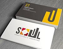 Identidade Visual - Soul Arquitetura