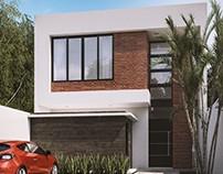 Exterior Render and Facade Design