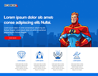 Landing Page Especial - ROI HERO