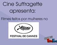 Mulheres diretoras em Cannes 2017