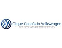 Logo Clique Consórcio