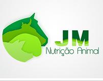 Logo para J.M Nutrição Animal