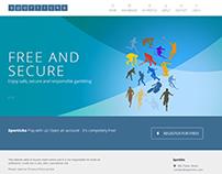 Sporticks Website