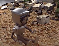 Robok - Corto 3D