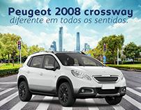 Saga Peugeot - Redes Sociais