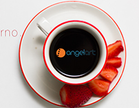Colazione: Cafè con Fragole.