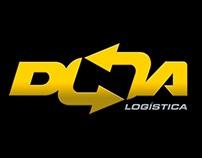 Logotipo DNA Logística