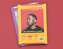 Revista Concept