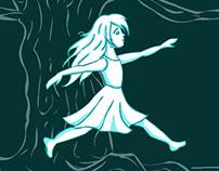 Personagem (ilustração digital)