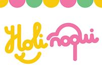 Holi Ñoqui by Holi