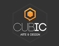Redesign de Marca - Cubic arte & design