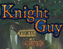 Knight Guy - Comics