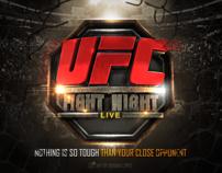 UFC Fight Night Live