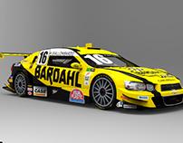 HotCar Competições - Stock Car 2015