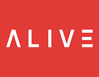 Alive Magazine | Editorial Design