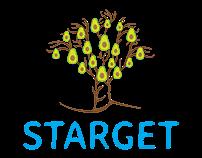 Starget - Logo design