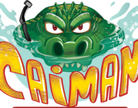 Mascota y Logo / Mascot and Logo